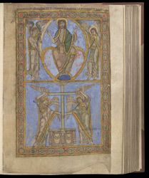 Last Judgement, in The Winchester Psalter